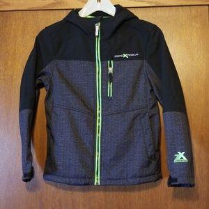 Other - Zero exposure fleece lined jacket